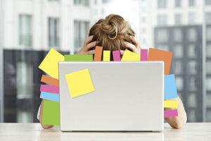 werkstress verlagen en terugdringen