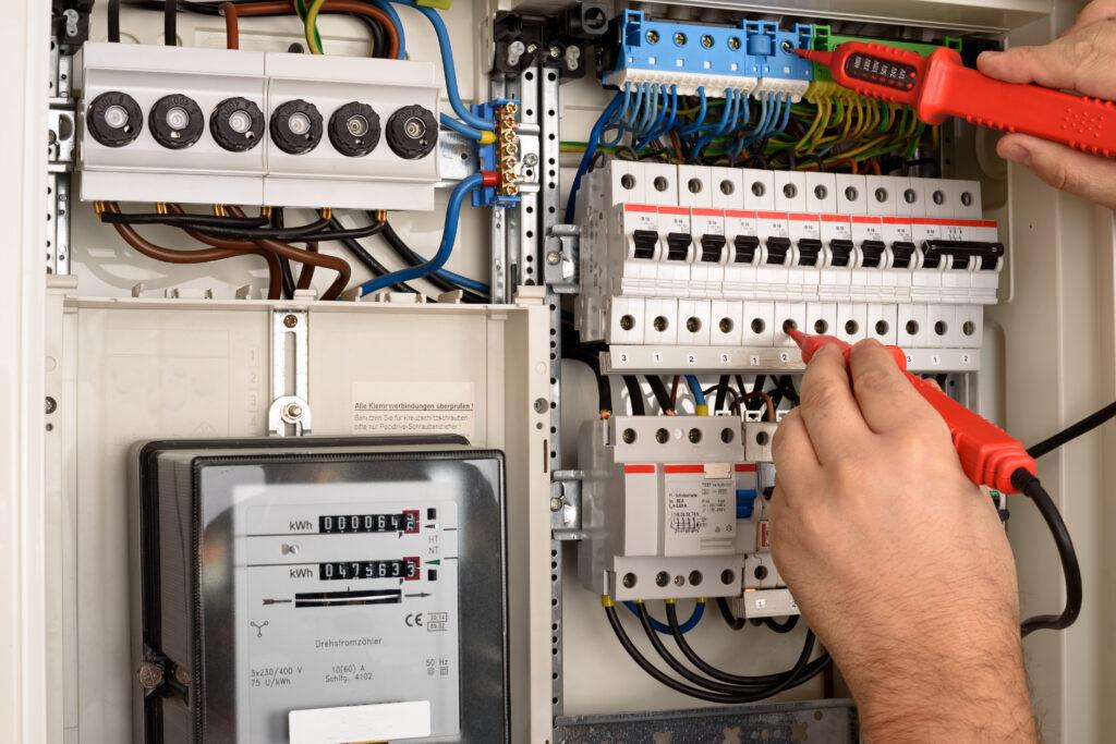 elektrische installatie keuring kosten